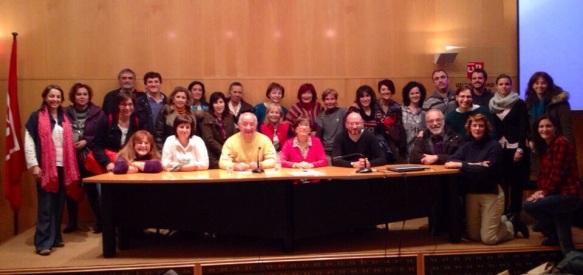 Junta Directiva Constituyente de la RED ESPAÑOLA DE APRENDIZAJE SERVICIO