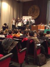 Primer Premio APS EDUCACIÓN INFANTIL Y PRIMARIA. Colegio Atalaya de Atarfe (Granada) Proyecto CREECE.