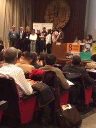 Segundo Premio APRENDIZAJE SERVICIO en EDUCACIÓN SECUNDARIA . Construyendo Sonrisas. PIONEROS La Rioja.
