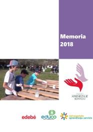 memoria premios 2018