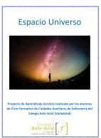 espacio universo portada